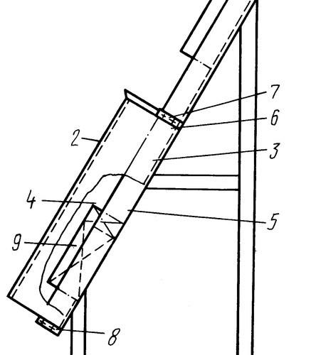Гравитационные транспортеры изделия с конвейера